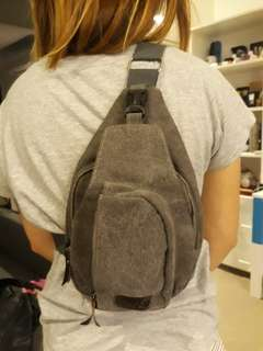 Small and compact backpack