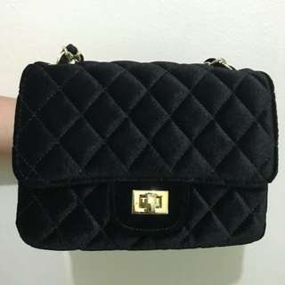 Mini Black Bag | ET CETERA