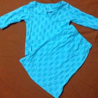 Baju Kurung Baby Girl