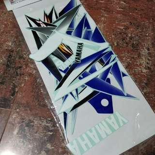Rxz sticker