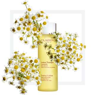Clarins Toning Lotion with Camomile – Normal to Dry Skin