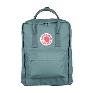 [INSTOCK] FJALLRAVEN KANKEN CLASSIC BACKPACK (CREAM GREEN)