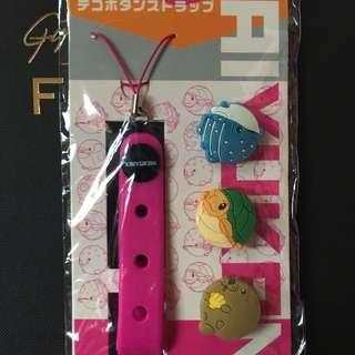 日本海遊館 - 紀念電話繩(海洋生物)
