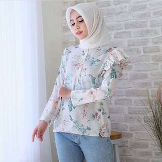 Tweedie Blouse
