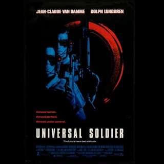 [Rent-A-Movie] UNIVERSAL SOLDIER (1992)
