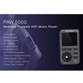 Lotoo PAW 5000 player