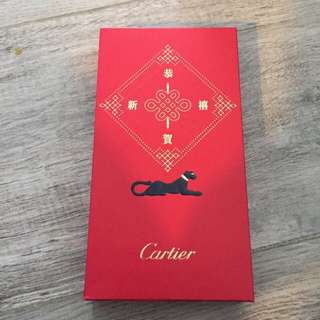 Cartier Red envelopes