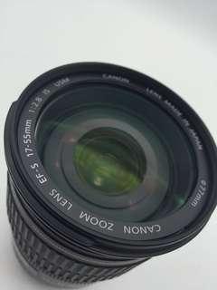 Canon 17-55 f2.8