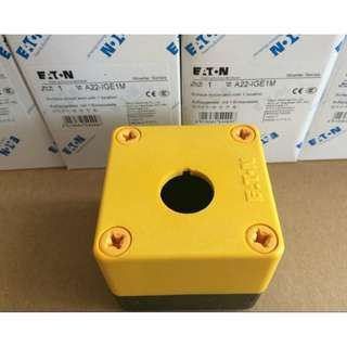 EATON MOELLER A22-IGE1M Scram button box