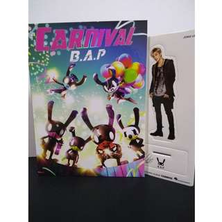 B.A.P - CARNIVAL Special Edition Album