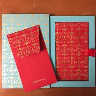Tiffany 利是封 Red pocket
