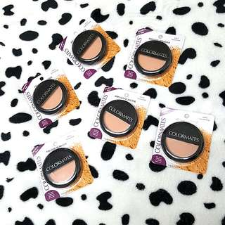 Colormates pressed powder