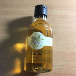 Body Shop Moringa Shower Gel 250ml