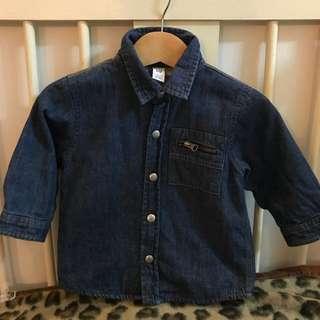 Gap Denim Shirt/ Jacket