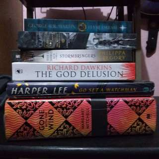 Books for sale ~