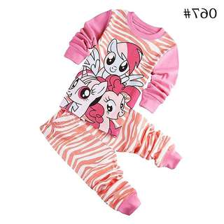 My Little Pony Pyjamas For Age 4-6 yrs Old
