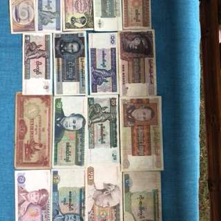 Currency Myanmar