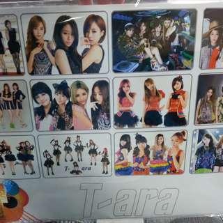 KPOP Tara poster