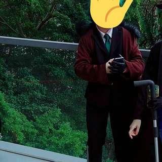 我的英雄學院 綠谷出久魔王cos服