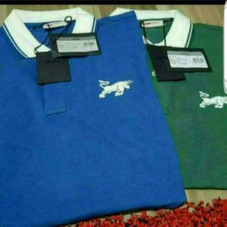 Bean New Authentic Prada Polo Tee