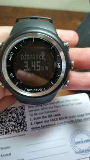 Jam sport north edge x-trek GPS