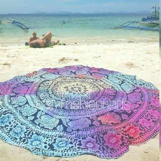 Pre-loved Mandala Roundie