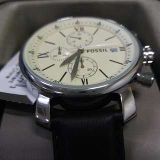 ORIGINAL FOSSIL BF.WATCH
