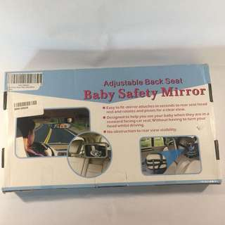 Baby Safety Mirror for Cars
