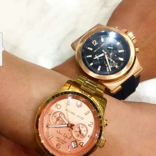 Sale!!  MK watch for men and women