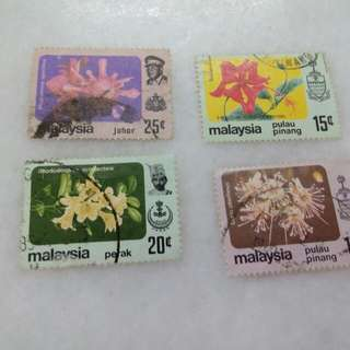 Malaysia Stamps #M158