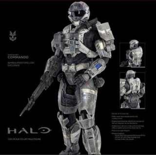 1/6 3A Halo Commando Bambaland Exclusive