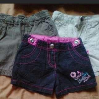 Branded Shorts Bundle