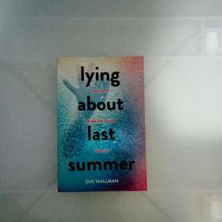 Lying About Last Summer