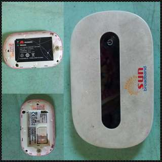 Pocket Wifi Sun