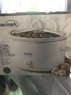 全新Beau mark slow cooker 慢煮煲