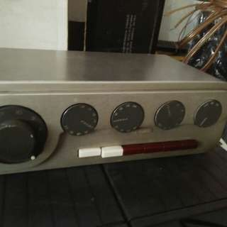 Quad tube preamp model 22