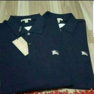 Brand New Authentic Burberry Polo Tee