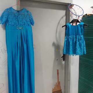 Dress ibu dan anak