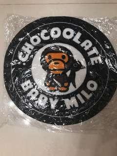 Chocolate x milo 地氈