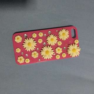 Flower 3D case IPHONE 5