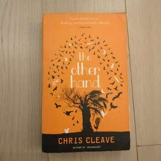 The Other Hand fiction Chris Cleave