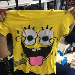 baju spongebob #umn2018