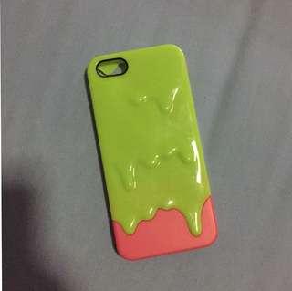 Icecream case iphone 5
