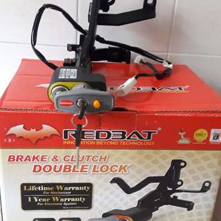 REDBAT Pedal Lock For Honda HRV