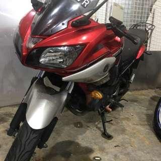 Yamaha FZ16ST