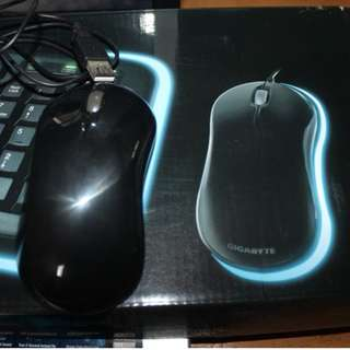 E07  MOUSE WIRE LOGITECH