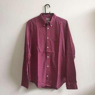 Gap Gingham Shirt Size M