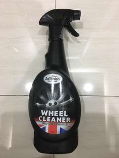 Astonish Wheel Cleaner