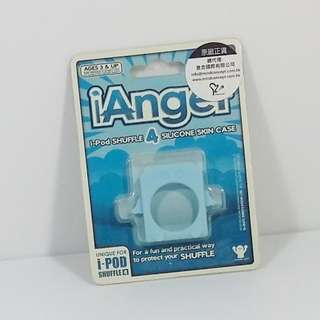 Qmax (HK) 天使 iPod Shuffle 4 矽膠保護套Silicone Angel iPod Shuffle 4 Case Brand /