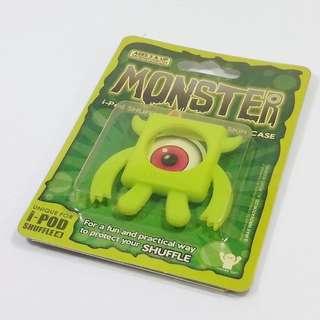 Qmax (HK) 怪獸 iPod Shuffle 4 矽膠保護套Silicone Monster iPod Shuffle 4 Case